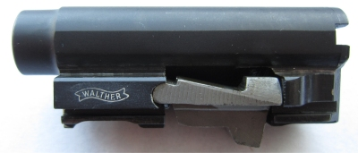 Walther P38k barrel short