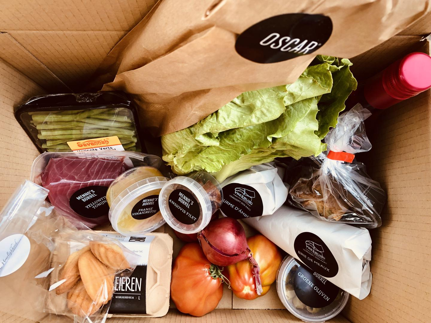 Vive la France! FOODBOX