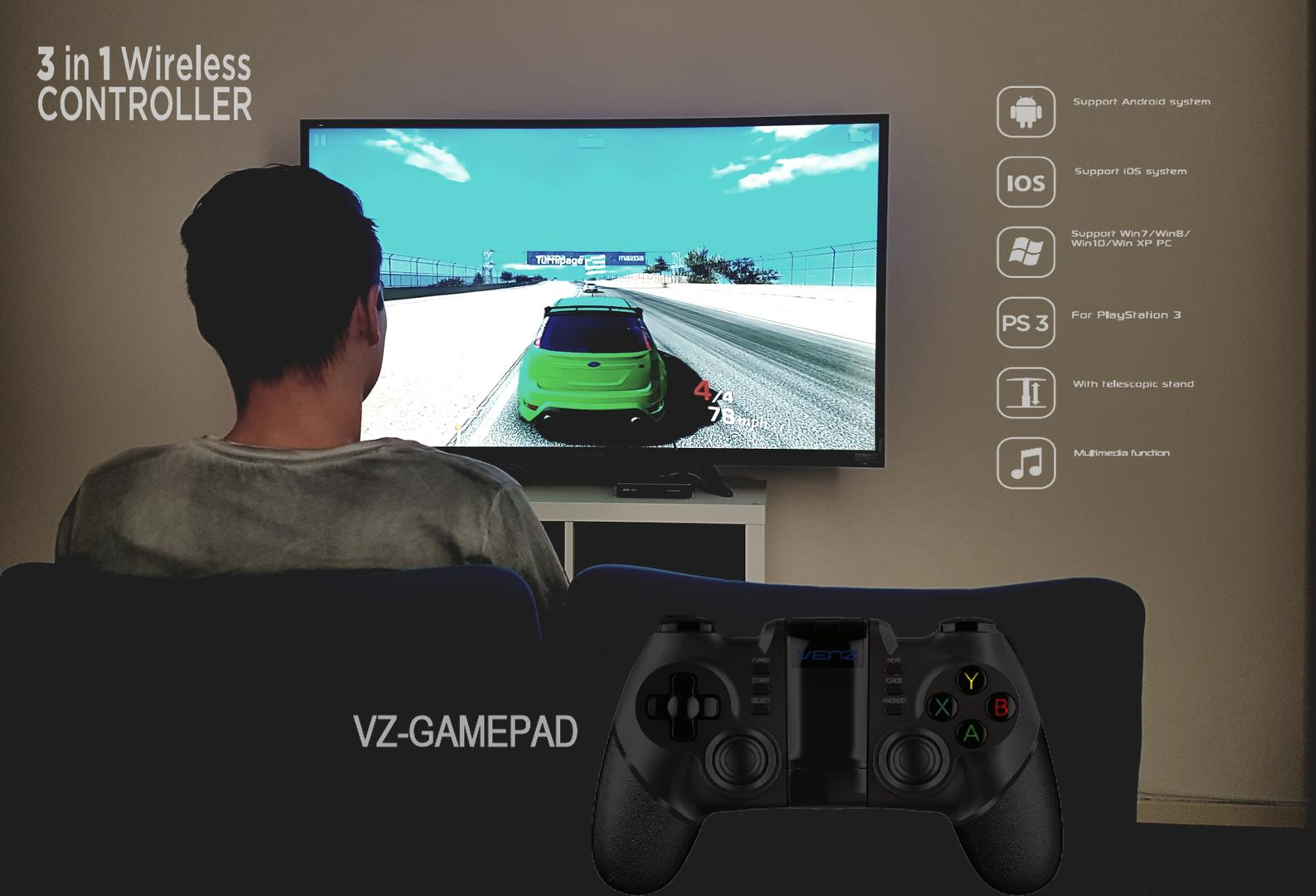 VZ-GAMEPAD