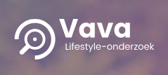 VAVA lifestyle research logo