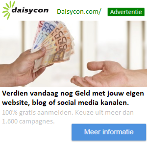 affiliate marketing via social media met daisycon
