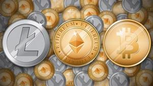 cryptocurrencies bitcoin litecoin ethereum