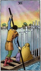 Six of Swords