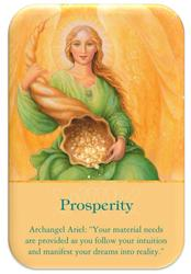 angel of prosperity