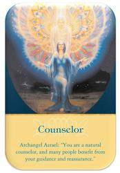 angel of counseling