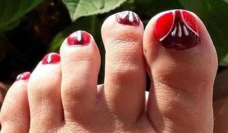Spa- Pedicure en nagelstyling