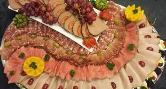Vlees charcuterie