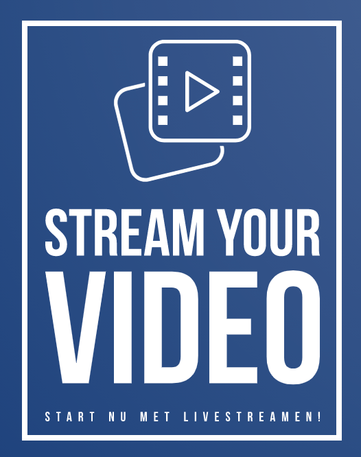 StreamYourVideo is onderdeel van Almere Media Produkties
