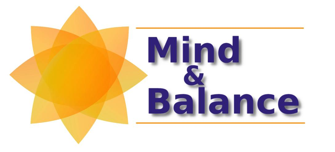 Mind and Balance logo