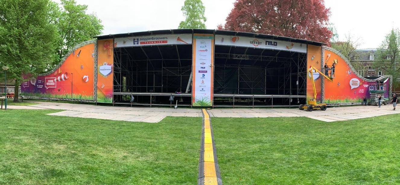 festival podium, evenement 2021, Bertus