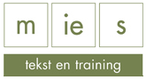 MIES tekst en training