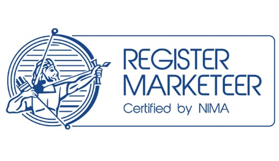 NIMA Register marketeer (internationaal)