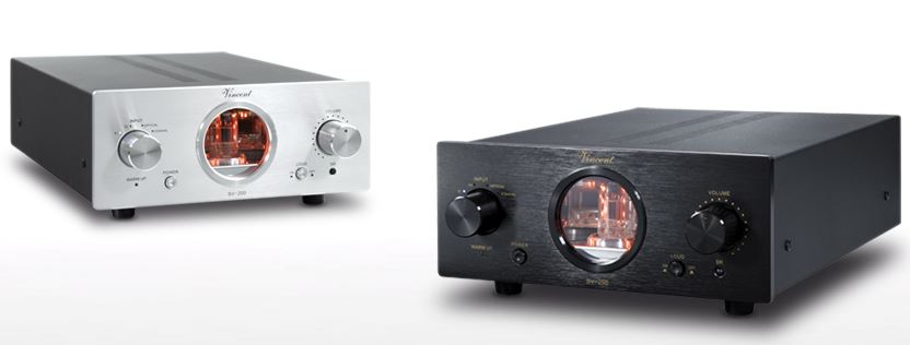 Vincent Audio SV-200 / My-Fi