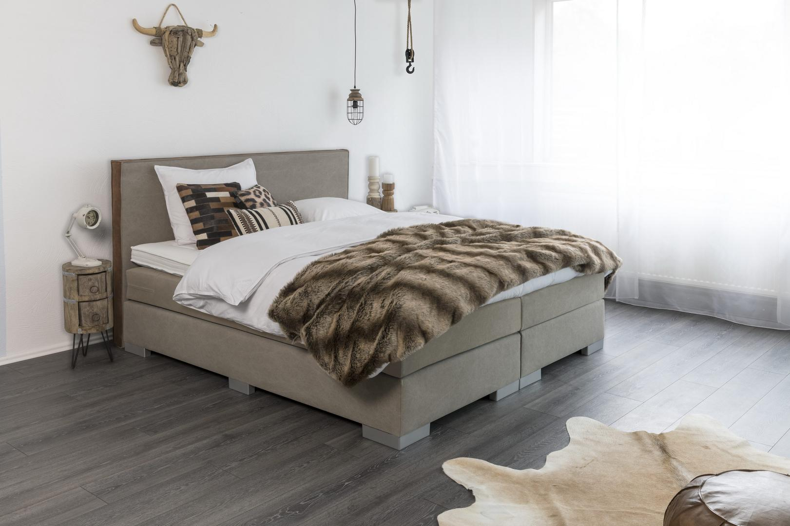 Stijl boxspring Accent