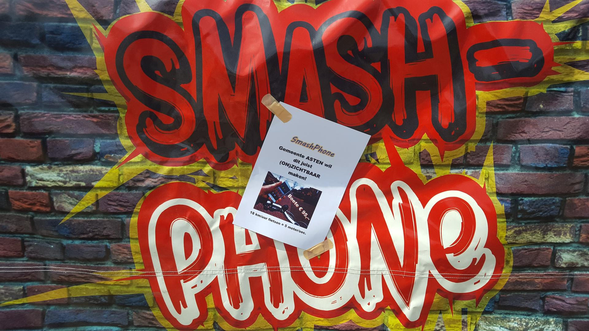 Smash-PHONE Asten