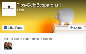 Tips-GeldBesparen.nl op Facebook