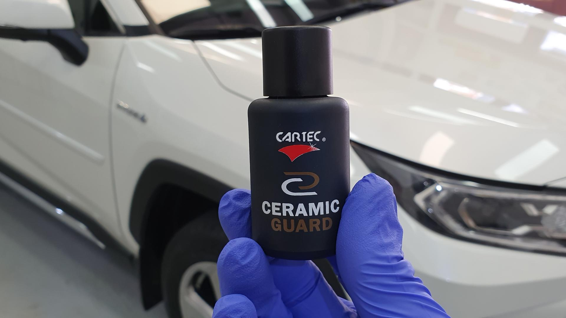 Exclusive Detail bij West Coast Car Cleaning