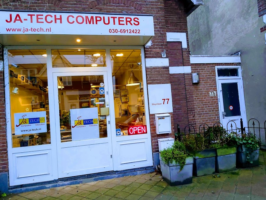 JA-TECH IT & Computer Services