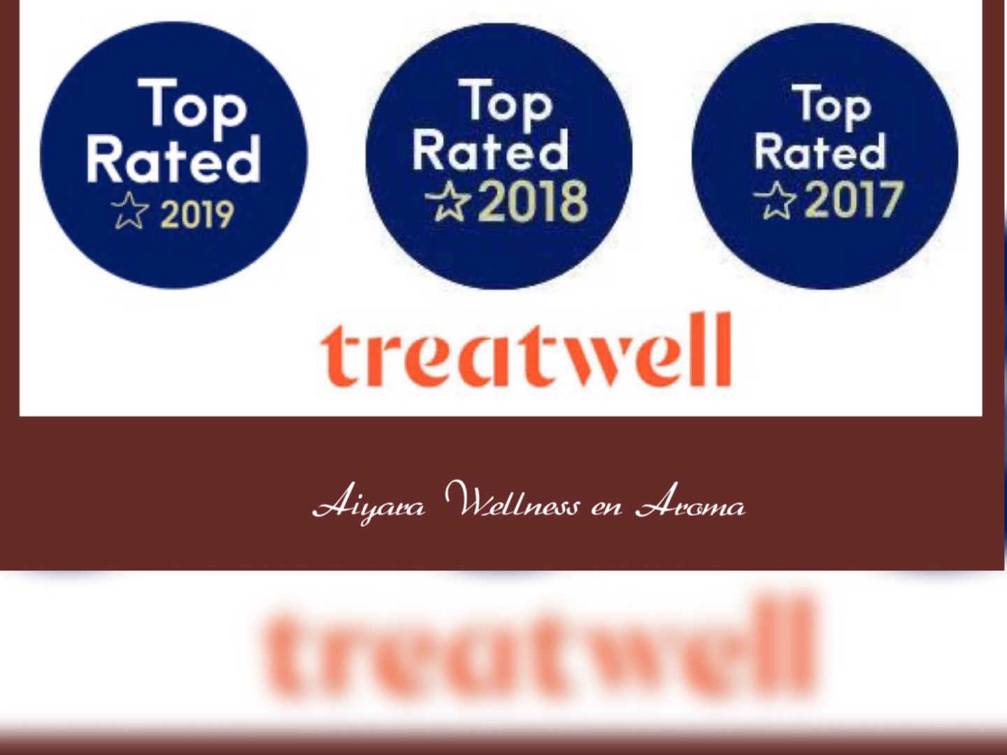 Top rated Treatwell