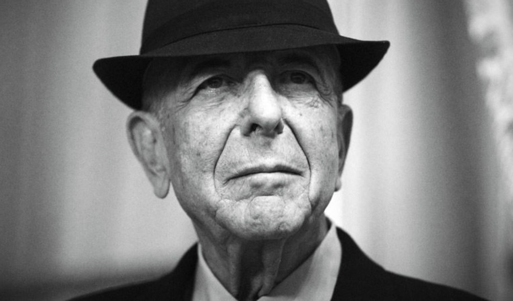 Official Website of Leonard Cohen
