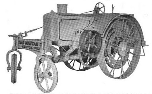 MAYTAG TRACTOR