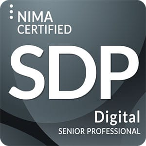 NIMA Digital Senior Professional.