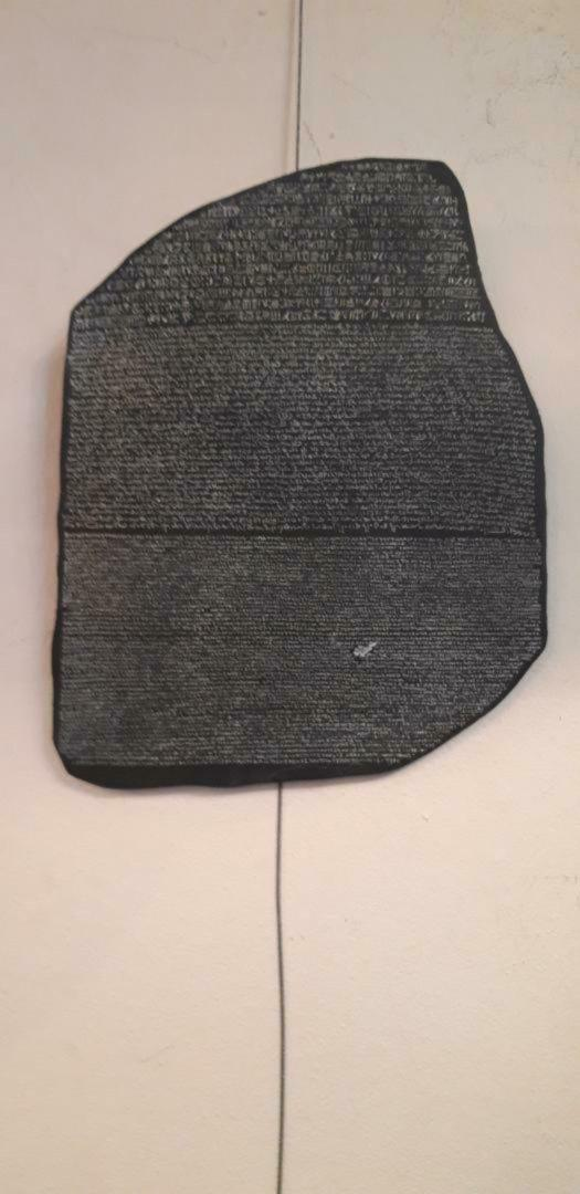 De Steen van Rosetta - The Rosetta Stone