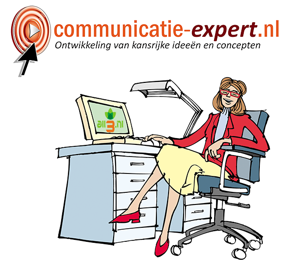 all3 groenspecialist Almere is een kansrijk idee van Communicatie-expert