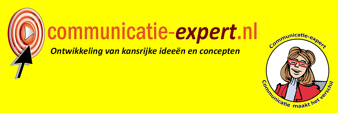 Klik op deze banner voor de nieuwste versie van de Communicatie blog van Communicatie-expert te komen. De Communicatie blog gaat over BV Nederland, actualiteit, humor van Communicatie en marketing specialist Diana Stroeven.